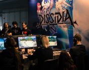 Dissidia Final Fantasy Milan GamesWeek 2017