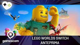 LEGO Worlds Switch – Anteprima gamescom 17