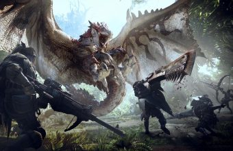 Monster Hunter World: annunciata la data ufficiale