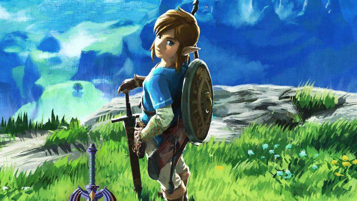 Il design di Link in The Legend of Zelda: Breath of the Wild è stato modificato oltre 100 volte