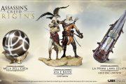 Ubisoft svela le nuove statuette di Assassin's Creed Origins
