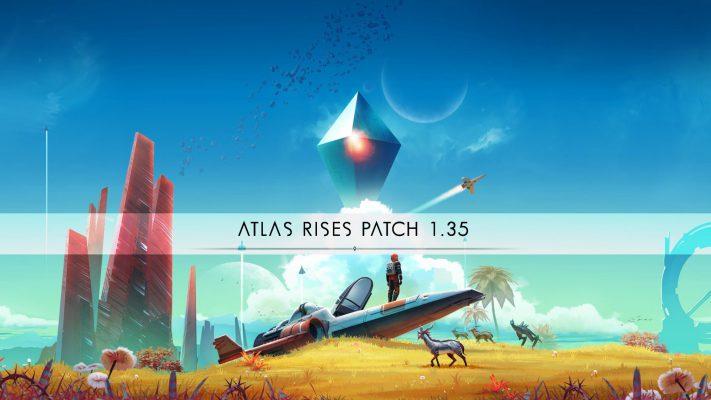 Piccoli miglioramenti con la patch 1.35 di No Man's Sky