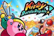 Kirby: Battle Royale è stato annunciato per Nintendo 3DS
