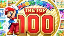 Tanti minigiochi con Mario Party: The Top 100