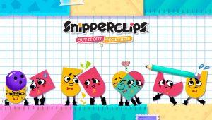 Snipperclips Plus: Diamoci un Taglio! è in arrivo su Nintendo Switch