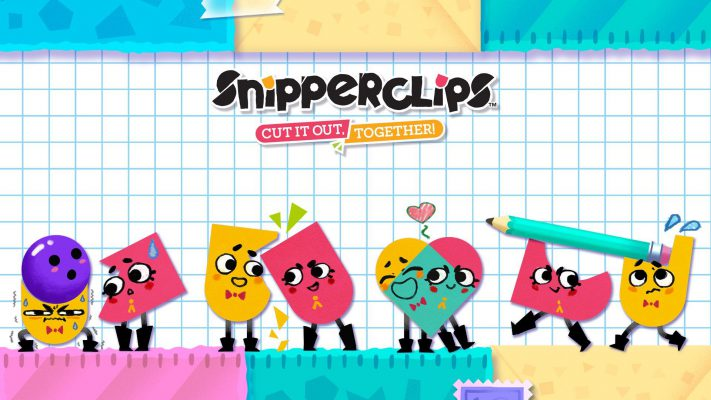 Snipperclips Plus: Diamoci un Taglio! è in arrivo su Nintendo Switch