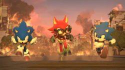 Passato e futuro si fondono nel nuovo trailer di Sonic Forces