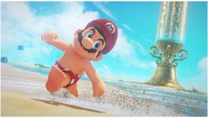 Super Mario Odyssey sarà diverso se giocato con la base