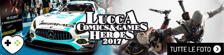 Lucca Comics & Games 2017 Speciali