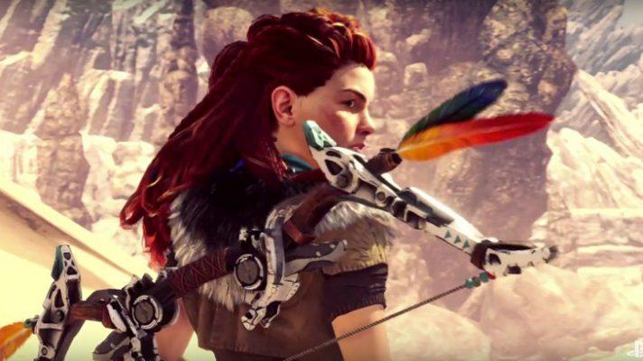 Aloy incontra Monster Hunter: World – Paris Games Week 17