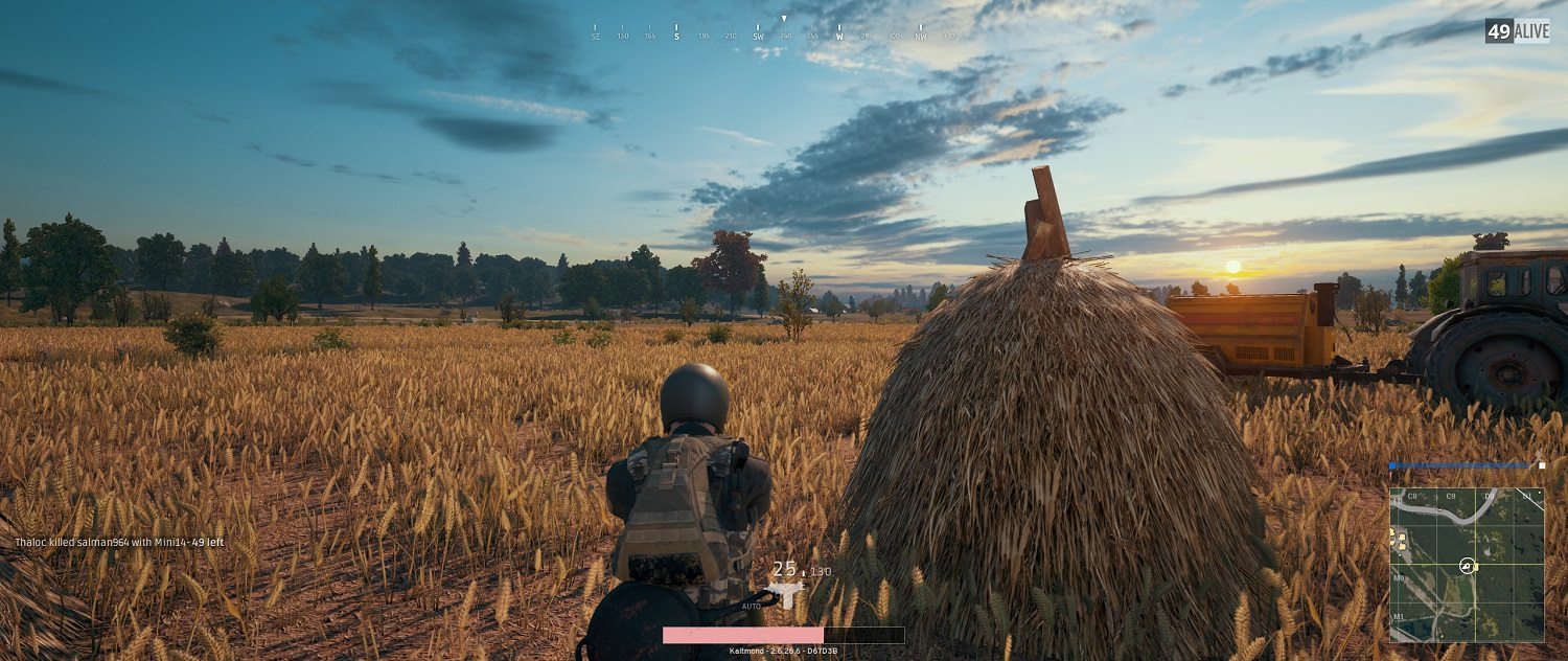 PlayerUnknown's Battlegrounds – Anteprima 3