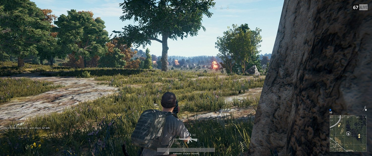 PlayerUnknown's Battlegrounds – Anteprima 1