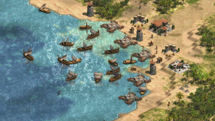 Age of Empires: Definitive Edition rimandato al 2018