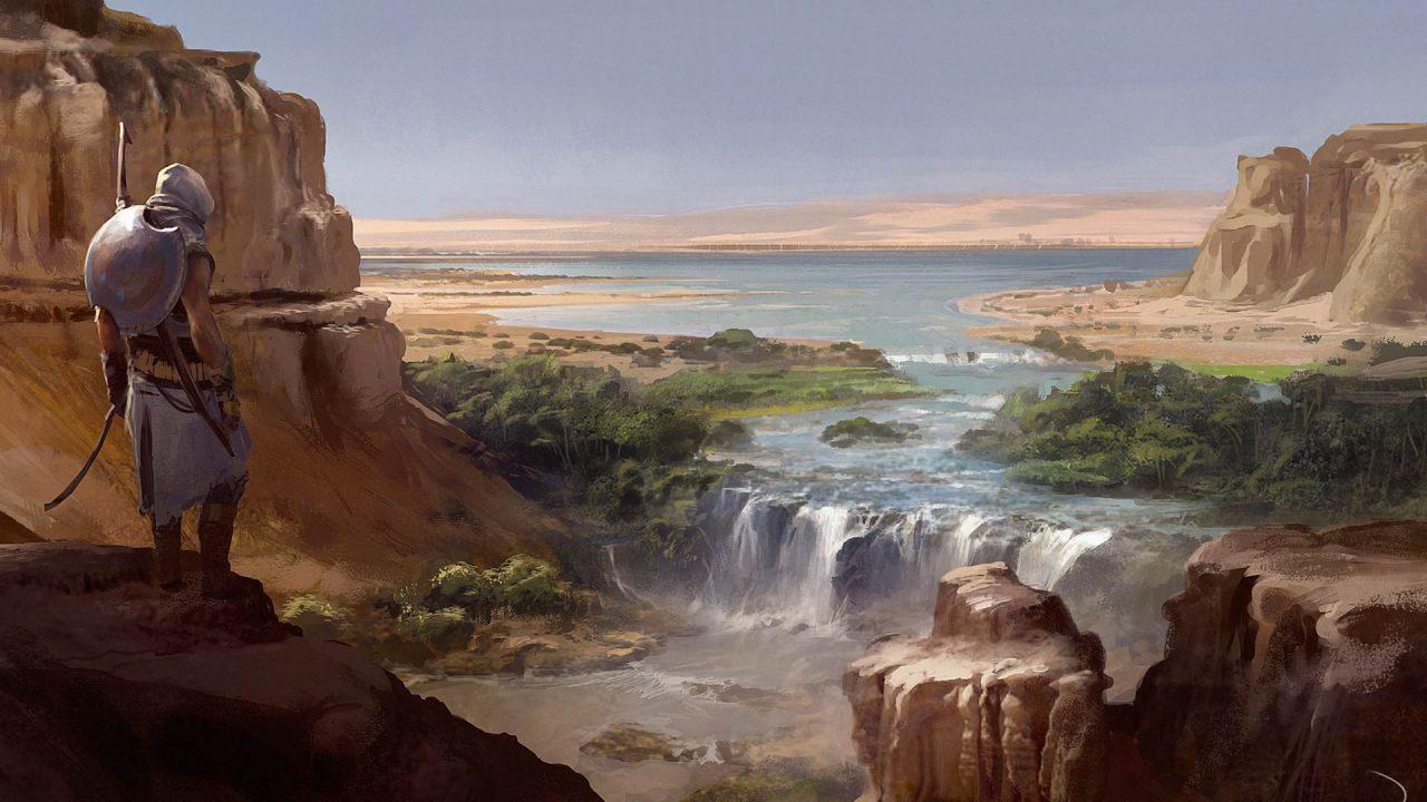 Assassin's Creed Origins, annunciati i contenuti post-lancio