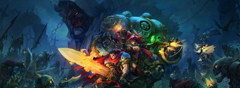 Battle Chasers: Nightwar Battle Chasers: Nightwar – Recensione