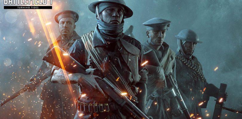 Rivelata l'espansione Turning Tides per Battlefield 1