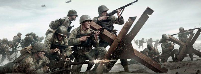 Esce oggi: Call of Duty: WWII