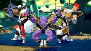 Dragon Ball FighterZ, nuovi screenshot per Ginew, Nappa e storia