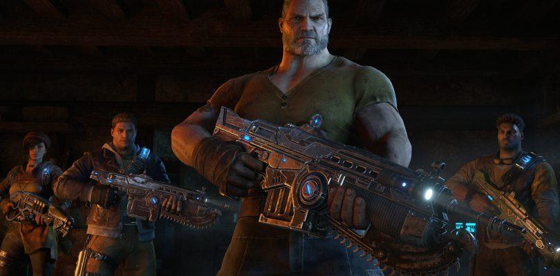 Gears of War 4, i dettagli dell'update di Halloween