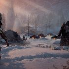 Nuove immagini per Horizon Zero Dawn: The Frozen Wilds