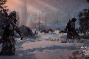 Nuove immagini per Horizon Zero Dawn: The Frozen Wilds