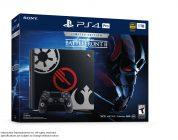 La PlayStation 4 Pro a tema Star Wars Battlefront II