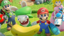 Mario + Rabbids: Kingdom Battle vince ai BAFTA Children's Awards 2018