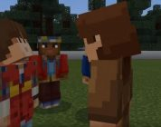 Minecraft: i costumi di Stranger Things in video
