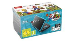 Un Bundle 2DS XL con Super Mario 3D Land