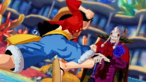 One Piece Unlimited World Red – Deluxe Edition è disponibile su Switch