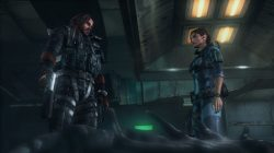 Due minigiochi retro nella Resident Evil Revelations Collection