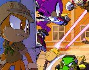 Sonic Forces, il fumetto digitale racconta la storia della nuova recluta