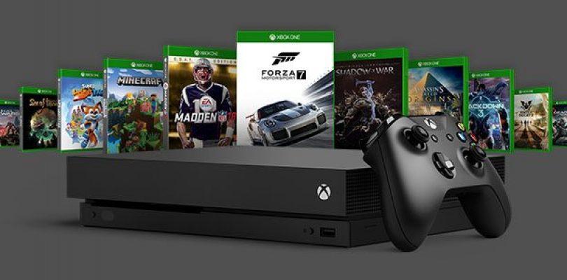 L'elenco completo dei giochi ottimizzati per Xbox One X