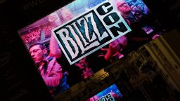 BlizzCon 2017 eSports Lucca Comics & Games 2017