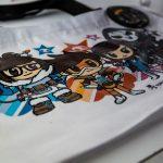 Blizzard Lucca Comics & Games 2017