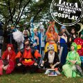 Cosplay Pokémon Lucca Comics & Games 2017