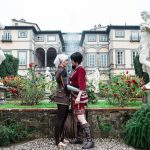 Cosplay Palazzo Pfanner Lucca Comics & Games 2017