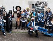 Overwatch Cosplay Italia Blizzard Lucca Comics & Games 2017