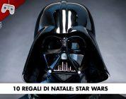 10 Regali di Natale a tema Star Wars