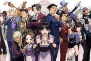 Capcom farà uscire un nuovo Ace Attorney (e non solo) su Switch