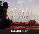 Assassin's Creed Origins – Dove trovare i 5 Eremi – Guida
