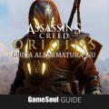 Assassin's Creed Origins – Sbloccare l'Armatura Isu – Guida
