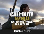 Call of Duty: WWII – Dove trovare le palle da Football – Guida