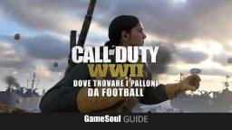 Call of Duty: WWII – Dove trovare le palle da Football – Guida