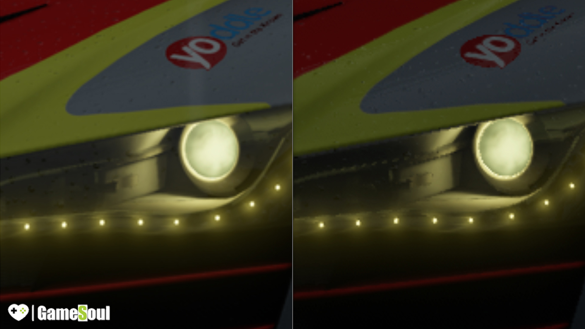Xbox One X vs Xbox One S - Forza Motorsport 7