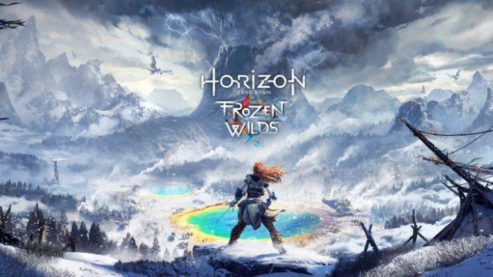 Horizon Zero Dawn – The Frozen Wilds offrirà 15 ore di gioco