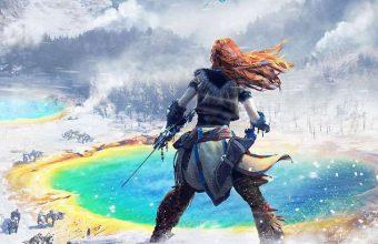 Esce oggi: Horizon Zero Dawn: The Frozen Wilds