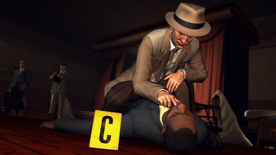L.A. Noire Switch 2