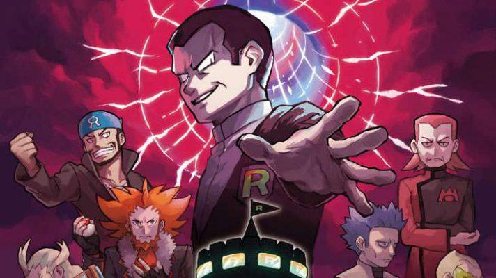 Pokémon Ultrasole e Ultraluna, svelato il Team Rainbow Rocket