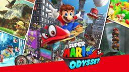 Super Mario Odyssey conquista l'Europa, le vendite sono stellari